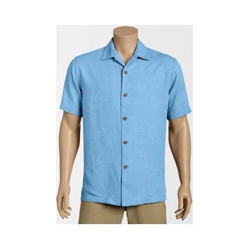 ad435c9cb5170e Thumbnail Men  x27 s Tommy Bahama Luau Floral Short Sleeve Button Down Shirt  Light
