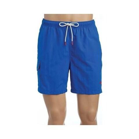 Men's Tommy Bahama Naples Coast Swim Short Santorini Blue