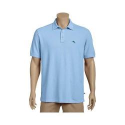 Men's Tommy Bahama Tropicool Spectator Short Sleeve Polo Shirt Polar Sky