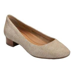 Women's Aerosoles Subway Pump Tan Snake Printed Suede (More options available)