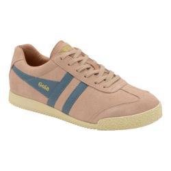 Shop Women's Gola Harrier Sneaker Blush