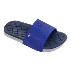 Children's Rider Infinity Slide Sandal White/Blue