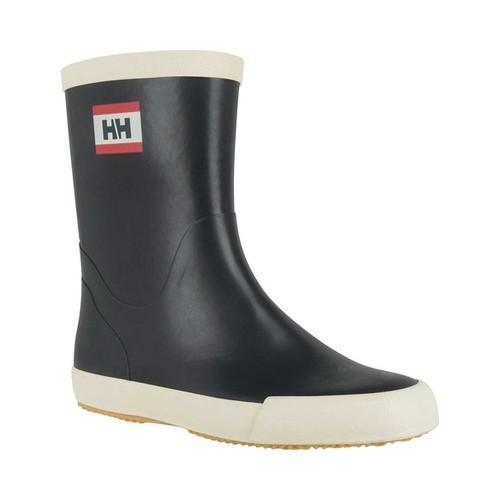fdac27c0666 Men's Helly Hansen Nordvik Rain Boot Navy/Off White/Red/Light Gum (Matte)