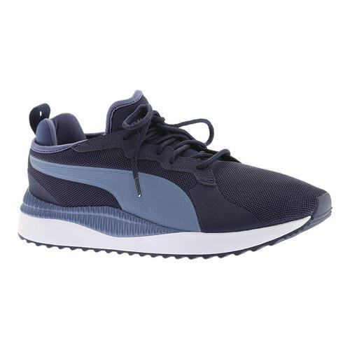 947ef352e0d99e Shop Men s PUMA Pacer Next Sneaker Peacoat Infinity Blue Indigo - Free  Shipping Today - Overstock - 20254462