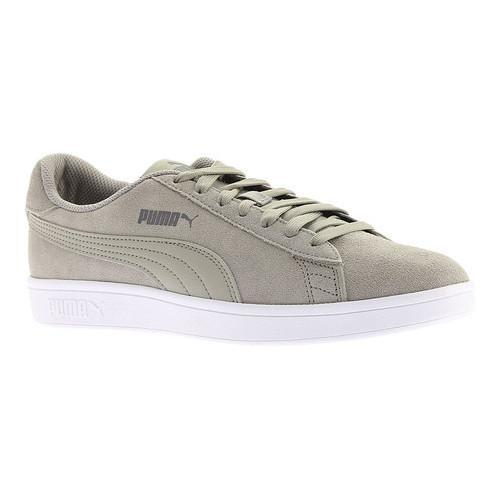 Shop PUMA Puma Smash V2 Sneaker Rock Ridge Rock Ridge - Free Shipping On  Orders Over  45 - Overstock - 20254469 c332c9416