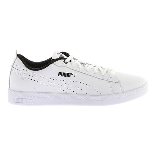 07dfa9e4c323 new high quality 02550 b7a9a puma puma smash v2 l perf white ...