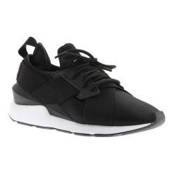 Women's PUMA Muse Satin En Pointe Sneaker PUMA Black/PUMA White