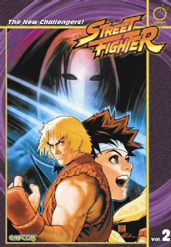 Street Fighter 2: The New Challengers (Paperback)