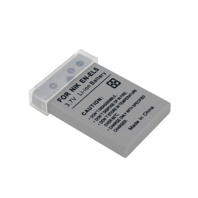 Eforcity Nikon EN-EL5 Li-ion Battery for Coolpix 3700, 4200 & 5200