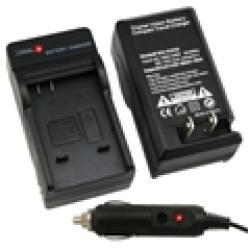 Eforcity Compact Battery Charger Set for Panasonic CGA-S005E - Thumbnail 1