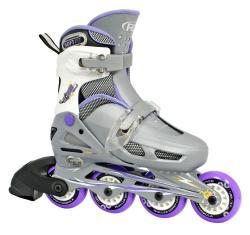 Roller Derby Cobra Girl's Adjustable Inline Skates - Thumbnail 2