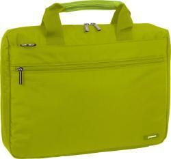 J World Green 15-inch Laptop Briefcase