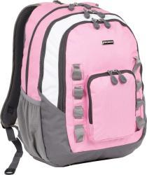 J World Pink School Laptop Backpack - Thumbnail 1