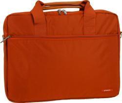 J World Orange 14-inch Laptop Briefcase