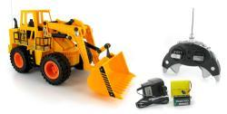 Front End Loader RC Construction Tractor Truck - Thumbnail 1