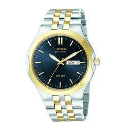 Citizen Men's Eco-drive Two-tone Stainless Steel Watch