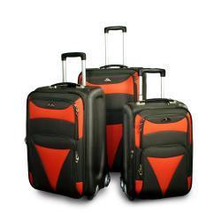 American Flyer Matrix 3-piece Luggage Set - Thumbnail 1