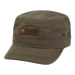 Men's A Kurtz Tab Legion Cap Olive Drab