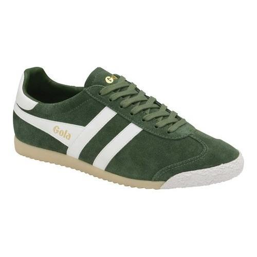 recommend online Green 'Harrier 50 Suede' mens trainers clearance genuine official prices online aYhyFAxV