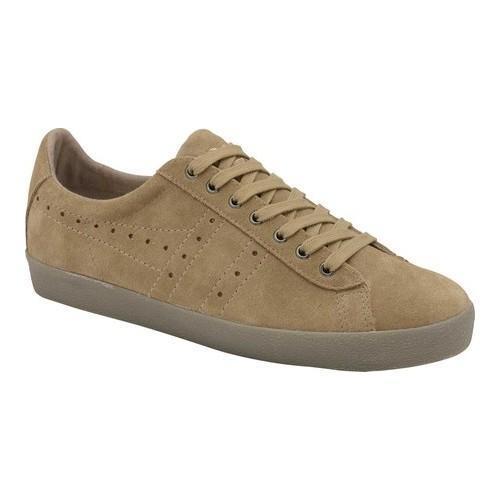 96e7e8376e4b30 Shop Men's Gola Tourist Suede Sneaker Cappuccino Suede - Free Shipping  Today - Overstock - 20353061