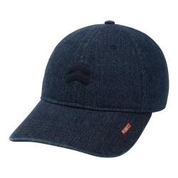 Men's A Kurtz Denim Baseball Cap Indigo