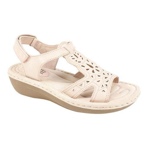 f2c564dc055a Shop Women s Cliffs by White Mountain Cruz Slingback Sandal Blush Burnished  Smooth Polyurethane - On Sale - Free Shipping On Orders Over  45 -  Overstock.com ...