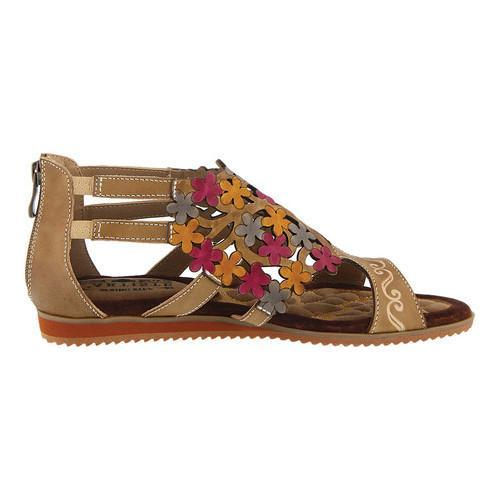 L'Artiste by Spring Step Maribel Flat Sandal (Women's) jO9PeY14