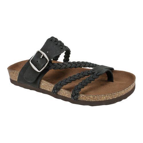 White Mountain Hayleigh Toe Loop Sandal (Women's) vgvkd
