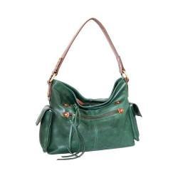 Women's Nino Bossi Abagail Hobo Handbag Moss