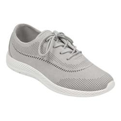 Women's Easy Spirit Gerda Sneaker Grey Microfiber (More options available)
