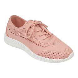Women's Easy Spirit Gerda Sneaker Light Pink Microfiber (More options available)