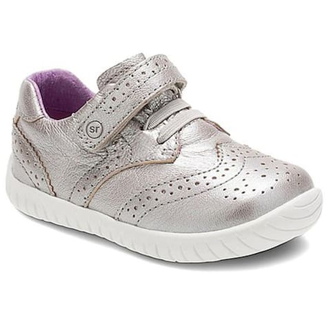 Stride Rite Kids' SRTech Addison Sneakers Platinum