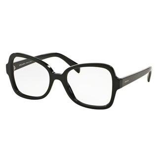 Prada Rx 0PR 25SV Black Women Eyeglasses