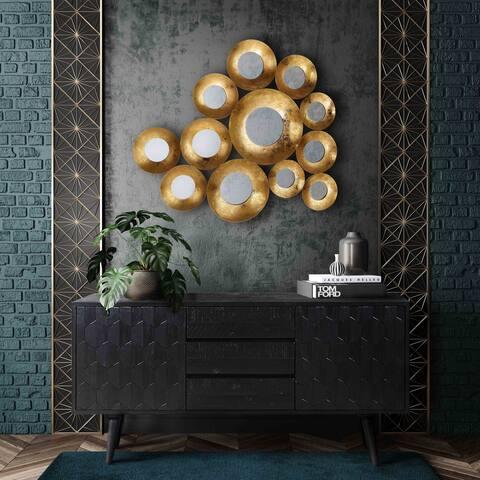 Vivid Gold Mirror