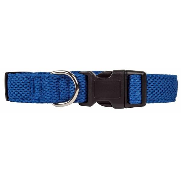 Pet Life Aero Mesh 360 Degree Dual Sided Comfortable And Breathable Adjustable Mesh Dog Collar On Sale Overstock 24010569