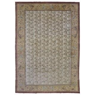 FineRugCollection Modern Handmade Egyptian Oriental Rug - 10'1 x 13'11