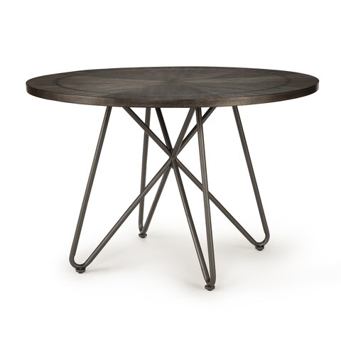 Donovan 45 Inch Round Dining Table by Greyson Living