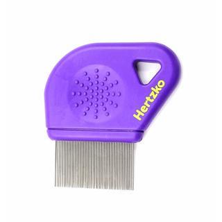 Hertzko Long Teeth Flea Comb for Dogs & Cats