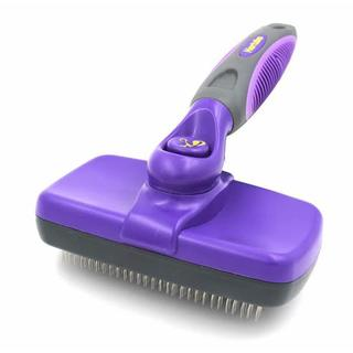 Hertzko Self Cleaning Slicker Brush for Dogs & Cats