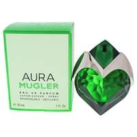 Thierry Mugler Aura Women's 1-ounce Eau de Parfum Spray Refillable