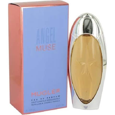 Thierry Mugler Angel Muse Women's 3.4-ounce Eau de Parfum Spray Refillable