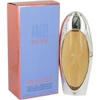 Thierry Mugler Angel Muse Women's 3.4-ounce Eau de Parfum Spray Refillable