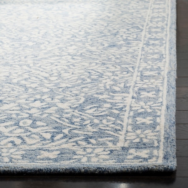 Lauren Ralph Olivier Area Rug Blue Ivory 5 X 8 Free Shipping Today 24015134