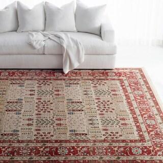 Lauren Ralph Lauren Margaux Traditional Oriental Rug with Fringe