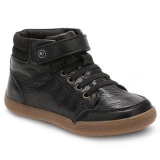 Stride Rite Kids' Stone Sneaker Shoe Black