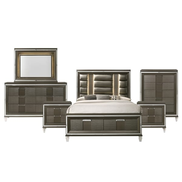 Shop Picket House Furnishings Charlotte Storage 6PC