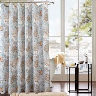 Classic Snail 70 x 72 in. Printed Shower Curtain