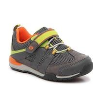 Stride Rite Kids Moss Sneaker Shoes Grey