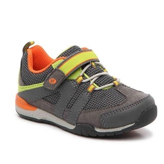 Stride Rite Kids Moss Sneaker Shoes Grey