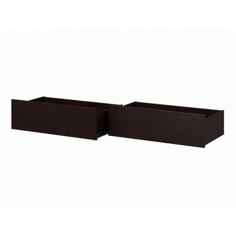 Urban Bed Drawers Queen-King Espresso